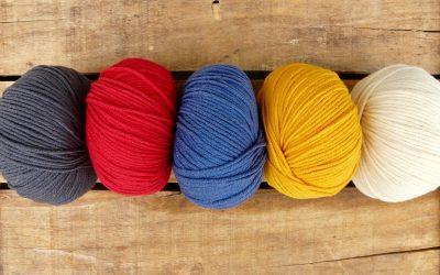Sortie de nouveau fil à tricoter, à vos aiguilles!
